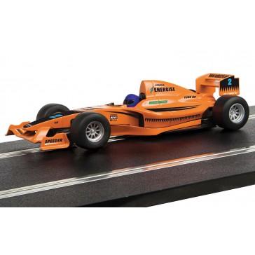START F1 RACING CAR - 'TEAM FULL THROTTLE
