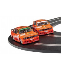 BMW E30 M3 - TEAM JAGERMEISTER TWIN PACK (6/20) *