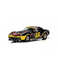 CHEVROLET CORVETTE - NO. 66 'FLAMES' (9/20) *