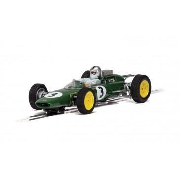 LOTUS 25 - MONACO GP 1963 - JACK BRABHAM (3/20) *