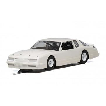 CHEVROLET MONTE CARLO 1986 - WHITE