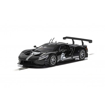 FORD GT GTE BLACK NO2 - HERITAGE EDITION (3/20) *