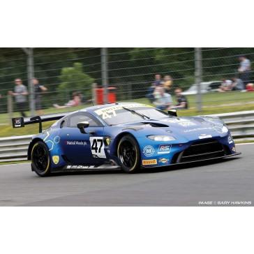 ASTON MARTIN VANTAGE GT3 '19 TF SPORT BRITISH GT (9/20) *
