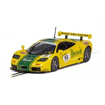 MCLAREN F1 GTR - LEMANS 1995 - HARRODS