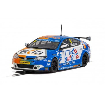 MG6 AMD BTCC 2018 RORY BUTCHER