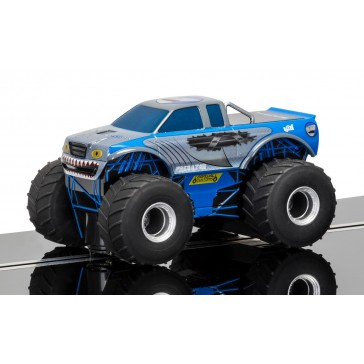 TEAM MONSTER TRUCK PREDATOR (BLUE)