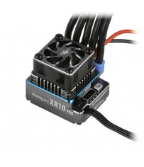 Xerun XR10 Pro G2 Elite Brushless ESC Grey-Blue 160A, 2-3s L
