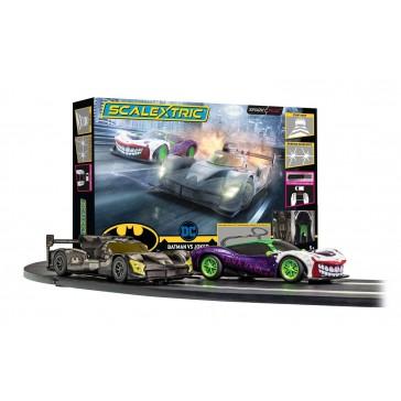 SPARK PLUG BATMAN VS JOKER RACE SET (9/20) *
