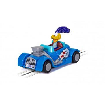 MICRO SCALEXTRIC - LOONEY TUNES ROAD RUNNER CAR