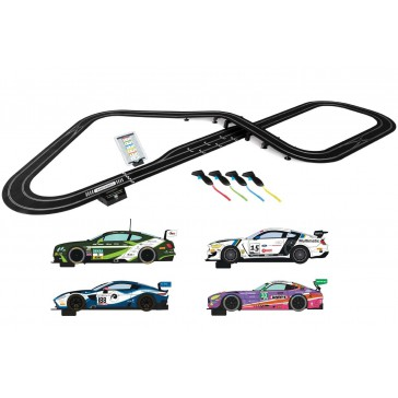 SCALEXTRIC ARC PRO PLATINUM GT RACE SET
