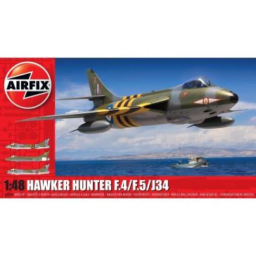 HAWKER HUNTER F.4/F.5/J.34 (2/20) *