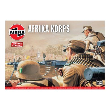 WWII AFRIKA CORPS