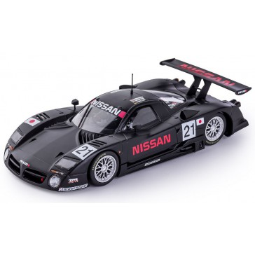 NISSAN R390 GT1 NR 21 LE MANS 1997