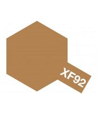 Acrylic paint Mini - XF92 Brun Jaunâtre (DAK 1941)