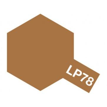 Lacquer paint - LP78 Brun Bois