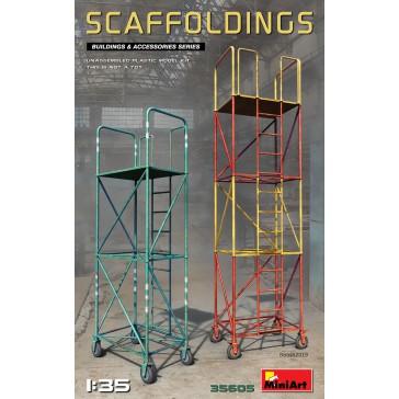 Scaffoldings 1/35