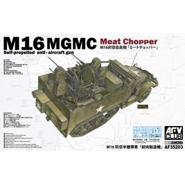 M16 MGMC Meat Chopper  1/35