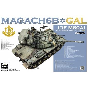 Magach 6B GAL  1/35