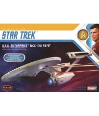 Star Trek Entreprise Refit 1/1000