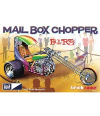 Ed Roth's Mail Box Clipper 1/25