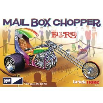 Ed Roth's Mail Box Clipper 1/25