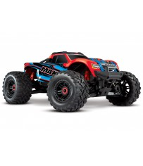 Maxx 1/10 Scale 4WD Brushless Monster Truck, VXL-4S, TQi - REDX