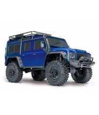Land Rover Defender Crawler Blue
