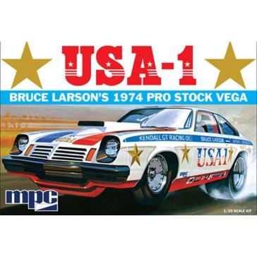 Bruce Larson USA 1 Pro Stock   1/25