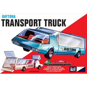MPC Daytona Transport Truck    1/25