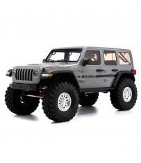 SCX10III Jeep JLU Wrangler w/Portals,Gray:1/10 RTR