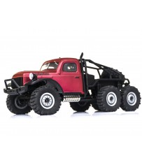 1/18 Atlas scaler RTR car kit - Red+ 2nd battery for free