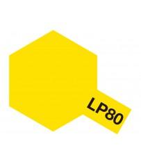 Lacquer paint - LP80 Jaune Mat