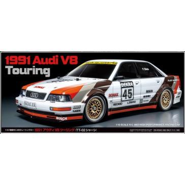 Audi V8 Touring 1991 TT02