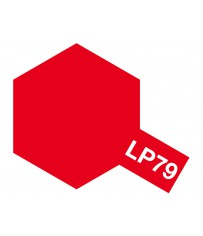 Lacquer paint - LP79 Rouge Mat