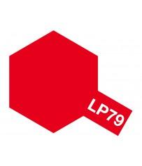 Lacquer paint - LP79 Rouge Mat