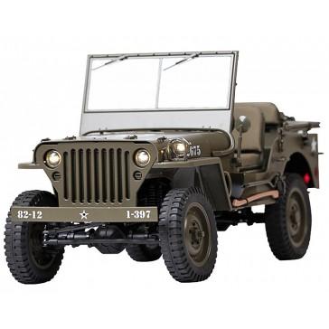 1/6 1941 MB scaler pré-build car kit (PNP version)