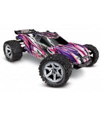 Rustler 4X4 VXL TQi TSM (no battery/charger), Pink