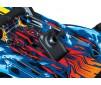 Rustler 4X4 VXL TQi TSM (no battery/charger) Blue