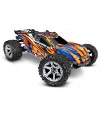 Rustler 4X4 VXL TQi TSM (no battery/charger), Orange