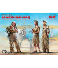 US WASP 1943-45 (3 fig) 1/32