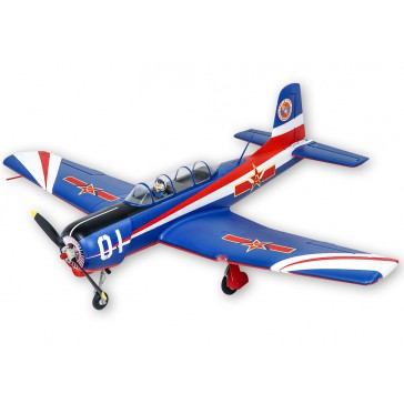 Plane 1200mm Cj6 V2 PNP kit w/ reflex system