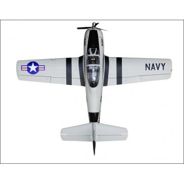 DISC..Plane 1400mm serie : T-28D (Grey) PNP kit