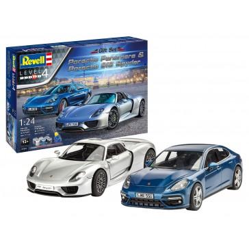 Coffret Cadeau Porsche 1:24