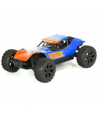 Dune Racer Rollcage 4x4 1/10 RTR Kit - Blue Flaming (limited ed.)