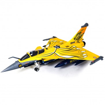 Jet 80mm EDF Dassault Rafale PNP kit w/ reflex system