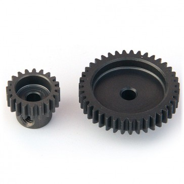 Pinion Aluminium hard anodized 48DP 26T