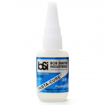 DISC.. Insta-Cure Cyanoacrylate Super thin Pocket  21gr (3/4 oz)