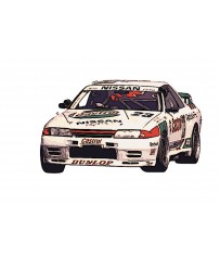 NISSAN SKYLINE GT-R R32 NR 23 MACAU 1990 (9/20) *