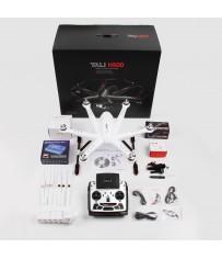 DISC.. TALI H500 FPV with DEVO F12E radio (m1), gimbal & Ilook+