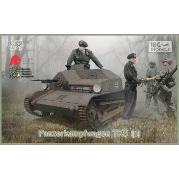 Panzerkampfwagen TKS  1/35
